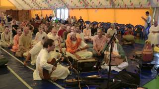 June 16, 2011 - Moscow Festival - Kirtan