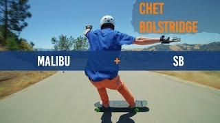 Chet Bolstridge: Malibu + SB