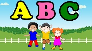 The Alphabet Song - ABC Song | Nursery Rhyme for Children | Learning Video