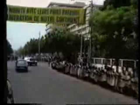 Dictature Gnassingbé Eyadéma Togo History Secret Part 4