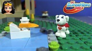 LEGO DC Super Hero Girls, Lashina Tank 41233