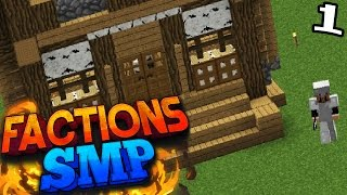 Minecraft Factions SMP S3 #1 - IT'S BACK (Private 1.8 Factions Server)
