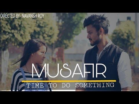Musafir Song Atif Aslam Arijit Singh Subhechha Mohanty Palak Muchhal a cute love story