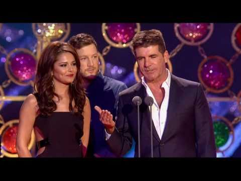 Cheryl Cole en NTA National Television Awards.26 Enero 2011