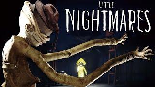 MR. GRABBY HANDS | Little Nightmares - Part 2