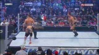 WWE Smackdown 13/1/2012 Full Part 4 (HDTV)