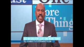Big Hot Dog on The Steve Harvey Show