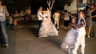 Сватбата на Емине и Алдин с.Краище 2014 1 част