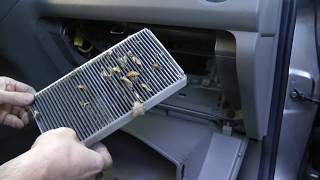Acura RSX (2002-2006): Cabin Air Filter Replacement.