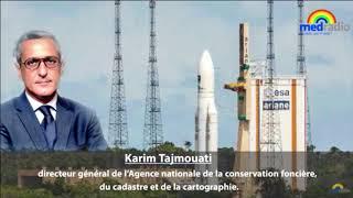 Satellite Mohammed VI Le Maroc dans la cour des grands