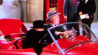 crazy car [in Knock On Wood (1954)] [with Danny Kaye]