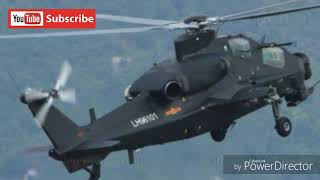 Z-10 Beautiful but Deadliest Chinese Attack Helicopter .