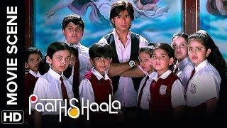 Who has a friendly heart ? | Paathshaala | Movie Scene