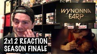 WYNONNA EARP - 2x12 'I HOPE YOU DANCE' REACTION