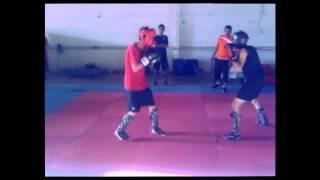Sparring KickBoxing Wushu ROMO