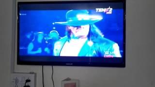Undertaker returns on raw 10 /01 /17