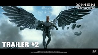 X-Men: Apocalypse [Official International Theatrical Trailer #2 in HD (1080p)]