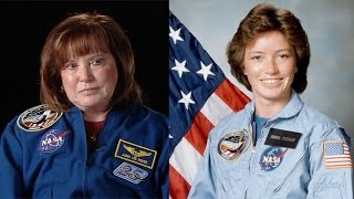 Astronaut Anna Fisher - the first mother to fly in space