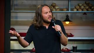 Zoltan Kaszas on why cats are better than dogs - Dry Bar Comedy