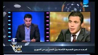 الكرة فى دريم| مع الكابتن خالد العندور حلقة11-12-2015