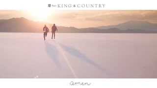 for KING & COUNTRY - amen (Official Music Video)
