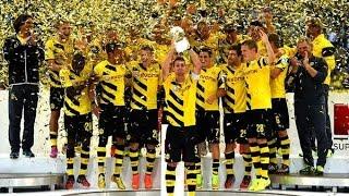 Borussia Dortmund vs Bayern Munich [2-0] • All Goals & Highlights • German Super Cup 2014  ||HD||