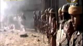 How Ali a.s killed haris/marhab in battle of khyber. Must watch
