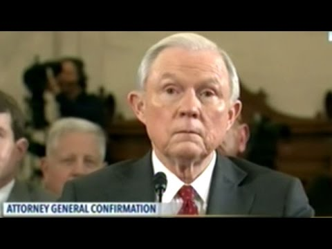 Jeff Sessions Attorney General Confirmation Hearing Part 4