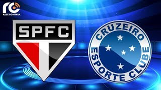 São Paulo 1x0 Cruzeiro | AO VIVO | Campeonato Brasileiro