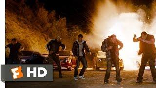 Fast & Furious (8/10) Movie CLIP - Dom vs. Fenix (2009) HD