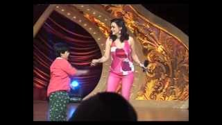 Preity Zinta promotes Ishkq in Paris on the sets of India Best Dramebaaz