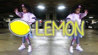Lemon w/ Pharrell and Rihanna