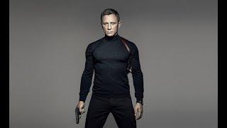 Daniel Craig's 007|Adele-SKYFALL|James Bond Tribute[HD]