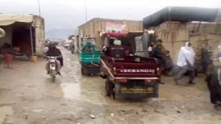Raining Days in Kandahar