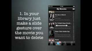 Moovies Tips: iCloud integration and Remove Movies