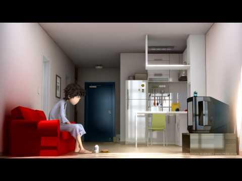 mukemmel bir animasyon HD