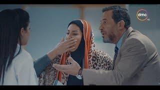 """الفنانة وفاء عامر تحكي كواليس وتفاصيل مشهد """"منيرة لما عرفت انها حامل"""" #ما_بعد_الطوفان"""