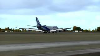 [FSX] Nippon Cargo 747