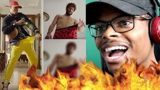 BEST MUSIC VID THIS YEAR!   Lil Dicky - Freaky Friday feat. Chris Brown   Reaction