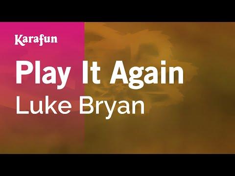 Xxx Mp4 Karaoke Play It Again Luke Bryan 3gp Sex