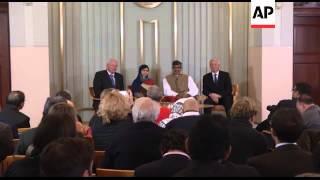 Nobel Peace Prize - Residents in Malala Yousafzai