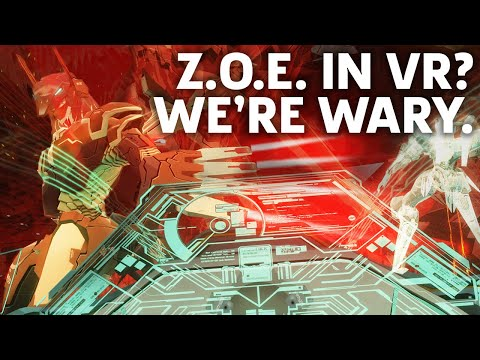 Playing Zone Of The Enders VR Made Us Skeptical | TGS 2017