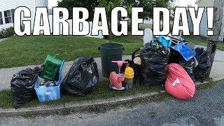 SPRING CLEANING TRASH PICKING! - Trash Picking Ep. 144