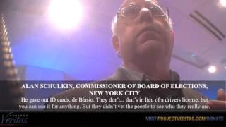 HIDDEN CAM: NYC Democratic Election Commissioner,