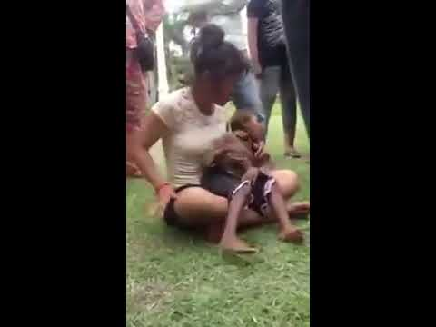 Video Ibu dan Anaknya yang bikin heboh