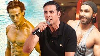 Akshay Kumar FEELS Tiger Shroff And Ranveer Are The Best Action Hero