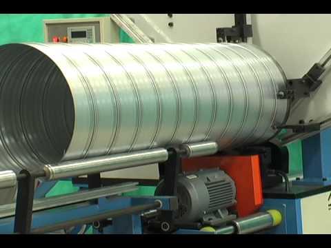 Maquina de fazer TUBO CCS TECHNOLOGY.avi