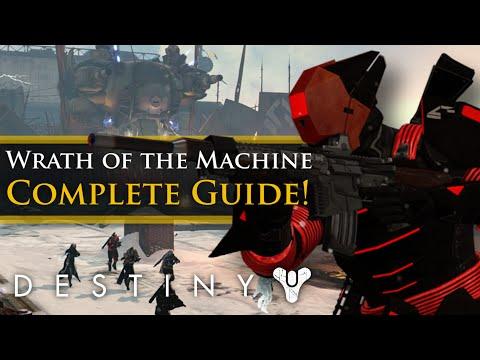 wrath of the machine raid chests