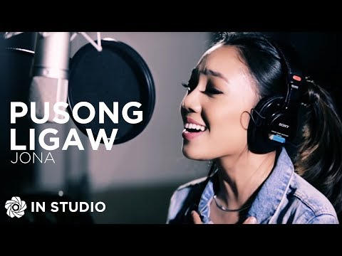 Jona Pusong Ligaw Official Recording Session
