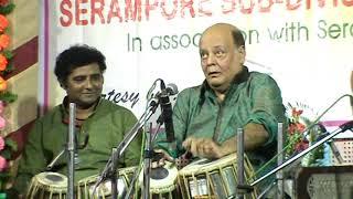 Ustad Sabir Khan's Tabla Quartet @ Srerampore,2018 part 1